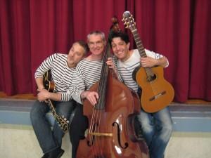 le Trio Callipyge